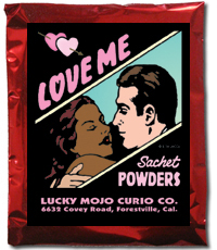 Lucky Mojo Curio Co.: Love Me Sachet Powder
