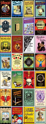 Hoodoo-Books-Bakers-Dozen-Special-at-the-Lucky-Mojo-Curio-Company-in-Forestville-California