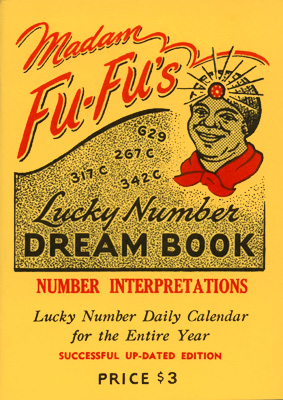 Madam Fu-Fu's Lucky Number Dream Book by Madam Fu-Fu for Policy