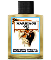 Lucky Mojo Curio Co.: Marriage Oil