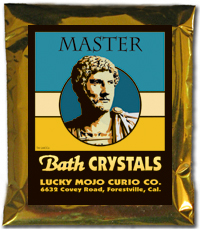 Lucky Mojo Curio Co.: Master Bath Crystals