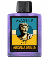 Lucky Mojo Curio Co.: Master Oil