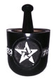 Mortar-and-Pestle-Painted-Wooden-With-Pentagram-at-Lucky-Mojo-Curio-Company