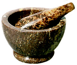 brown-soapstone-mortar-and-pestle