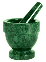 green-and-black-marble-mortar-and-pestle