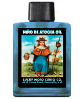 Lucky Mojo Curio Co.: Nino de Atocha (Infant of Atocha) Oil