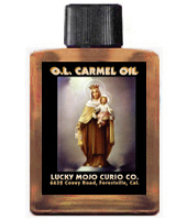 Lucky Mojo Curio Co.: O.L. of Mt. Carmel (N.S. Carmen) Oil