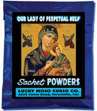 Our-Lady-of-Perpetual-Help-Sachet-Powders-at-Lucky-Mojo-Curio-Company