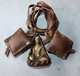 Mongolian-Padmasanbhava-Leather-and-Bronze-Amulet-Necklace-at-Lucky-Mojo-Curio-Company