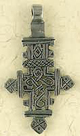 Pewter-Ethiopian-Cross-Amulet-at-Lucky-Mojo-Curio-Company