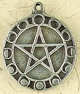 Pewter-Phases-Of-The-Moon-Pentacle-Amulet-at-Lucky-Mojo-Curio-Company