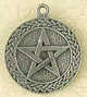 Pewter-Weave-Pentacle-Amulet-at-The-Lucky-Mojo-Curio-Company