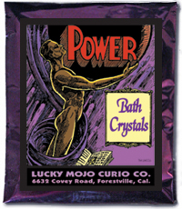 Lucky Mojo Curio Co.: Power Bath Crystals