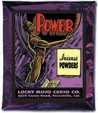 Lucky Mojo Curio Co.: Power Incense Powder