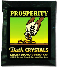 Lucky Mojo Curio Co.: Prosperity Bath Crystals