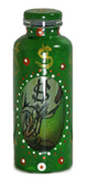 Lucky Mojo Curio Co.: Prosperity Painted Bottle, Empty