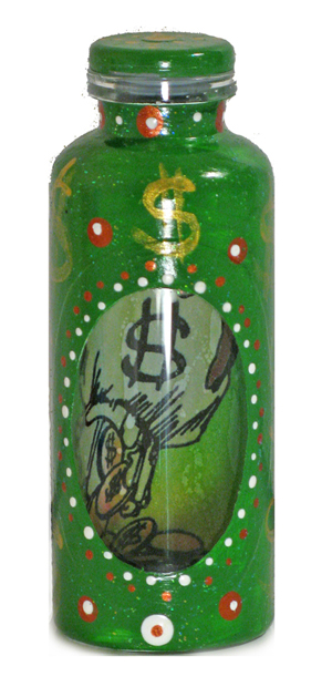 Lucky Mojo Curio Co.: Hoodoo Bottle Spell - Prosperity
