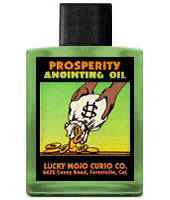 Lucky Mojo Curio Co.: Prosperity Oil
