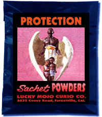Lucky Mojo Curio Co.: Protection Sachet Powder