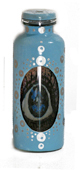 Lucky Mojo Curio Co.: Psychic Vision Painted Bottle, Empty