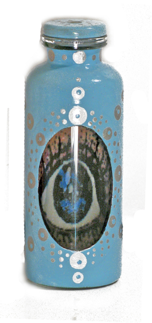 Lucky Mojo Curio Co.: Hoodoo Bottle Spell - Psychic Vision