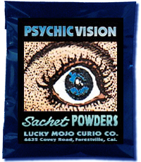 Psychic Vision Magic Spells and Spiritual Supplies