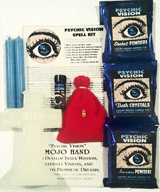 Lucky Mojo Curio Co.: Psychic Vision Spell Kit