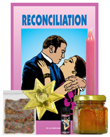 Lucky Mojo Curio Co.: Reconciliation Honey Jar