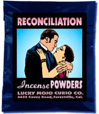 Lucky Mojo Curio Co.: Reconciliation Incense Powder