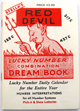 red-devil-lucky-number-dream-book
