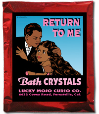 Lucky Mojo Curio Co.: Return to Me Bath Crystals