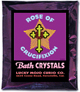 Lucky Mojo Curio Co.: Rose of Crucifixion Bath Crystals