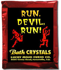 Lucky Mojo Curio Co.: Run Devil Run Bath Crystals