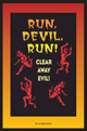 Lucky Mojo Curio Co.: Run Devil Run Vigil Candle
