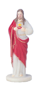 Sacred-Heart-of-Jesus-Painted-Plastic-Statuette-at-Lucky-Mojo-Curio-Company