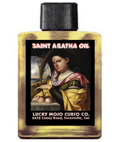 Saint-Agatha-Oil-at-Lucky-Mojo-Curio-Company