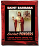 Saint-Barbara-Sachet-Powders-at-Lucky-Mojo-Curio-Company-in-Forestville-California