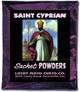 Saint-Cyprian-Sachet-Powders-at-Lucky-Mojo-Curio-Company-in-Forestville-California