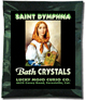 Saint-Dymphna-Bath-Crystals-at-Lucky-Mojo-Curio-Company-in-Forestville-California