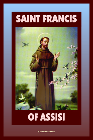 Saint-Francis-of-Assisi-Fixed-Dressed-Vigil-Candles-at-Lucky-Mojo-Curio-Company