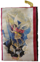 Saint-Michael-Brocade-Zippered-Coin-Purse-at-Lucky-Mojo-Curio-Company