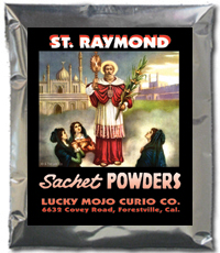 Saint-Raymond-Sachet-Powders-at-Lucky-Mojo-Curio-Company