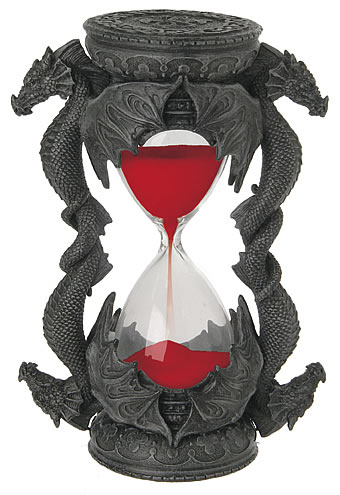Dragon-Sand-Timer-at-Lucky-Mojo-Curio-Company