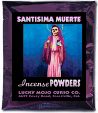 Santisima-Muerte-Incense-Powders-at-Lucky-Mojo-Curio-Company