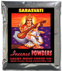 Sarasvati-Incense-Powders-at-Lucky-Mojo-Curio-Company