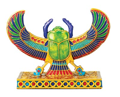 Green-Winged-Small-Scarab-at-Lucky-Mojo-Curio-Company