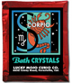 Lucky Mojo Curio Co.: Scorpio Bath Crystals