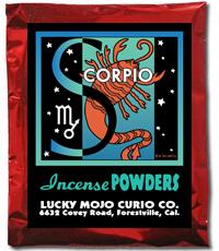 Scorpio-Incense-Powders-at-Lucky-Mojo-Curio-Company-in-Forestville-California