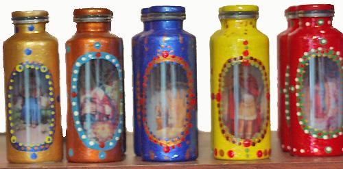 Bottle Spells and Spell Bottles