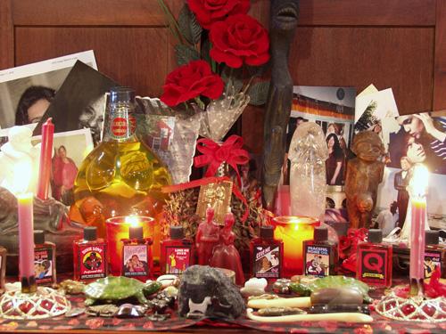 Photo Tour Of The Lucky Mojo Curio Co Occult Shop Lucky